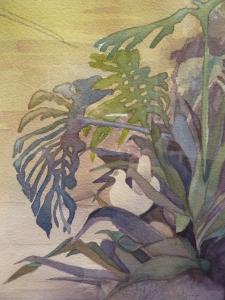 Back Garden - detail